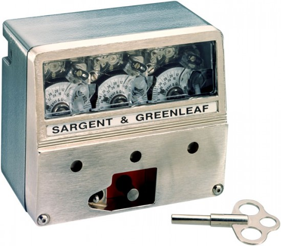 Sargent & Greenleaf 6270-6370 Time-Delay Lock | Omega Safe
